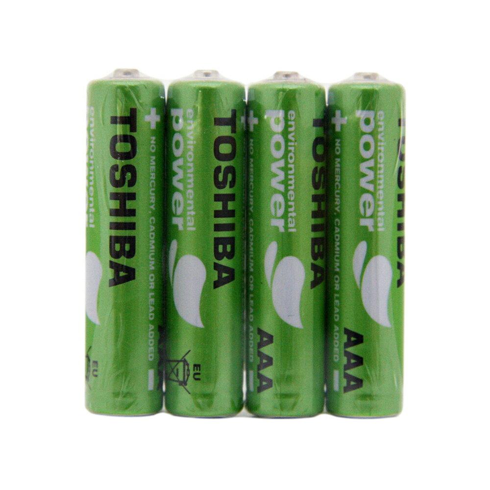 【東芝】無鉛電池4號4入