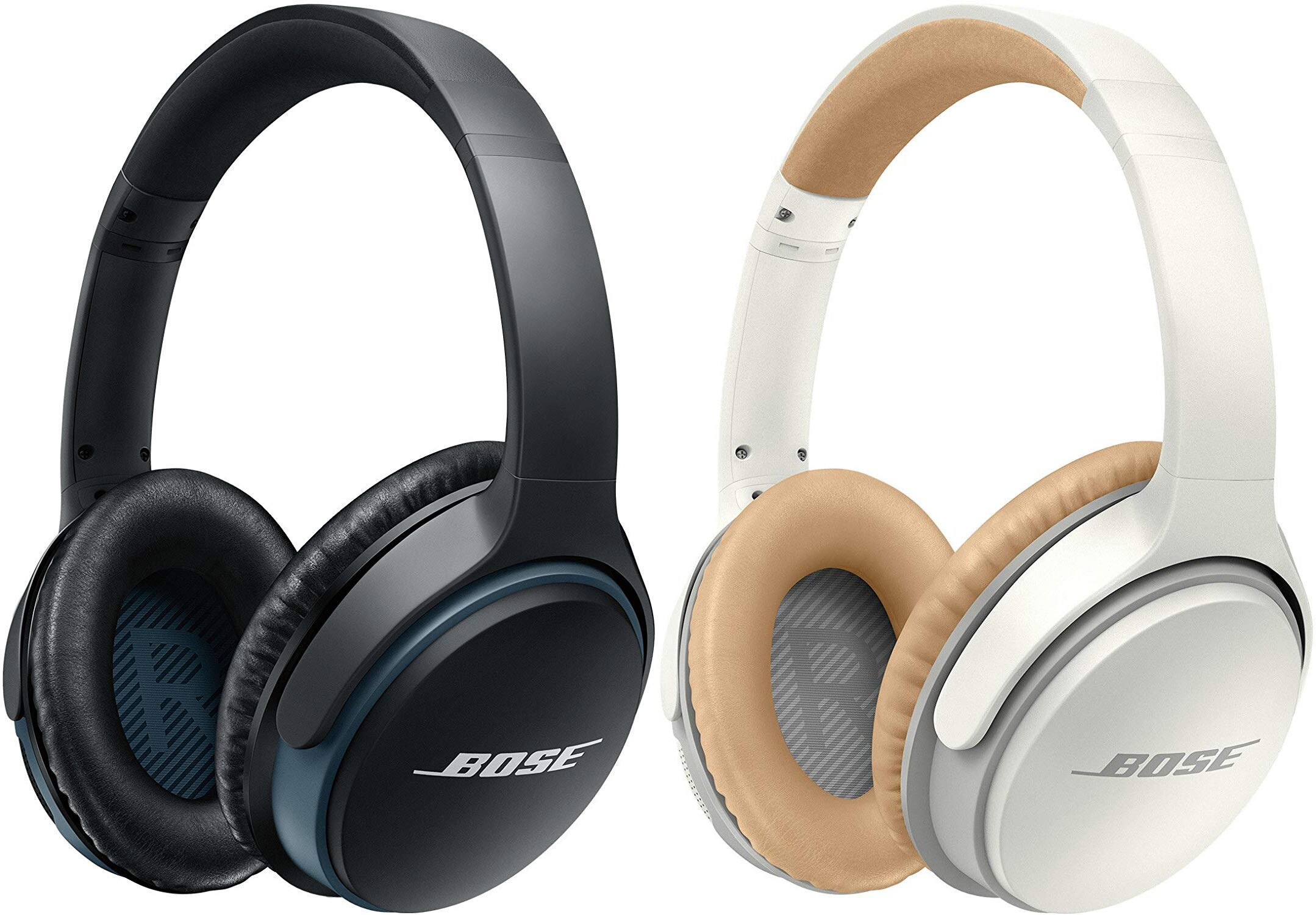 Bose 741158-0020 SoundLink Around-Ear Wireless Headphones II