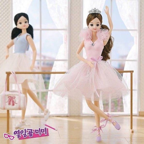 ~MIMI WORLD~MIMI 花漾17~芭蕾舞時刻 MI16559