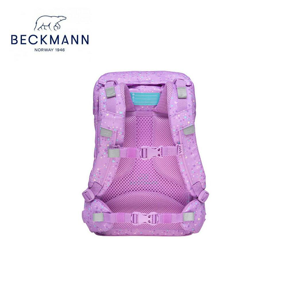 【Beckmann】挪威皇室兒童護脊書包 22L - 魔法少女