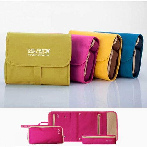 <br/><br/>  收納袋 多功能可掛式旅行袋攜帶包收納包【MJ1023】 BOBI  05/12<br/><br/>