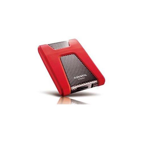 ADATA DashDrive HD650 USB 3.0 External HDD 1TB Red (AHD650-1TU3-CRD) 2