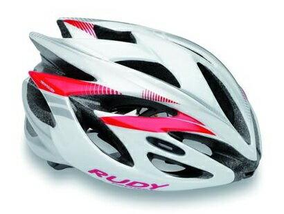 【7號公園自行車】RUDY PROJECT AIRSTORM RUSH 安全帽(白粉)
