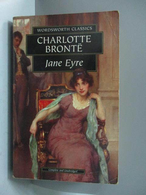 ~書寶 書T4/原文小說_OGT~Jane Eyre_Charlotte Bronte C