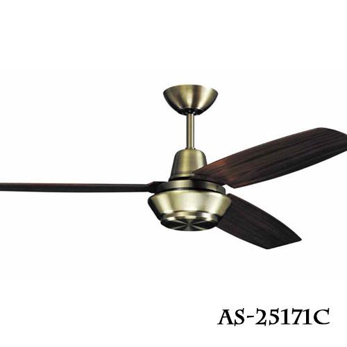 工業風系列★52吋吊扇風扇古銅尊爵黑★永光照明AS-25171CAS-25173C