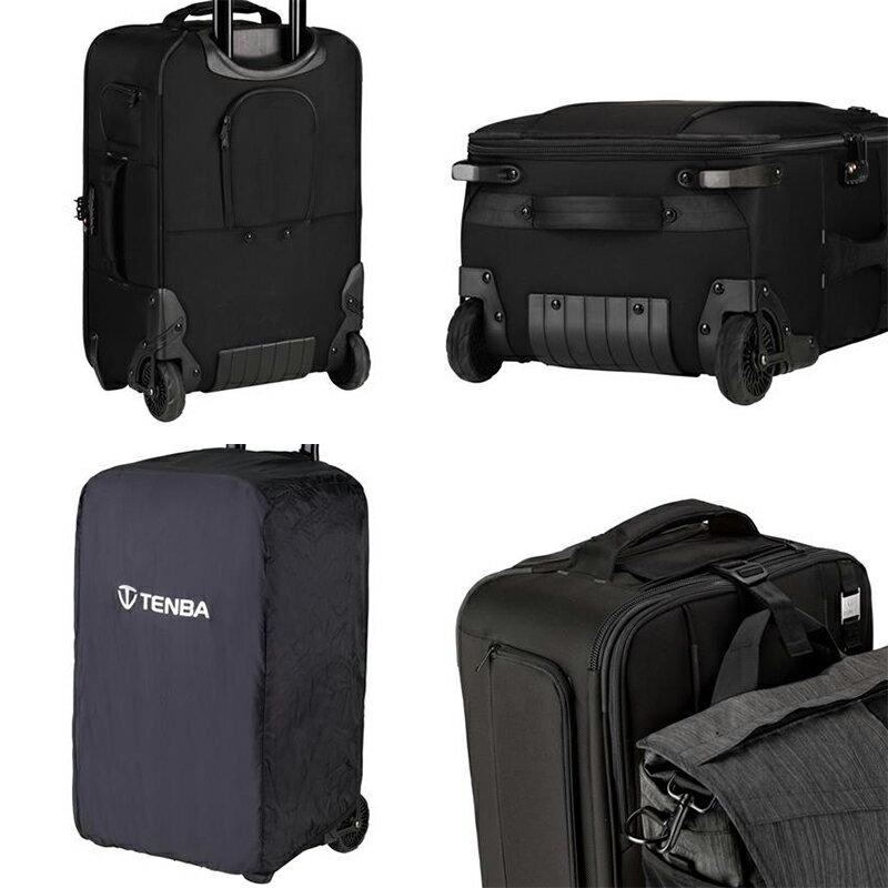 ◎相機專家◎ Tenba Roadie Roller 24 攝影滾輪行李箱 638-714 公司貨