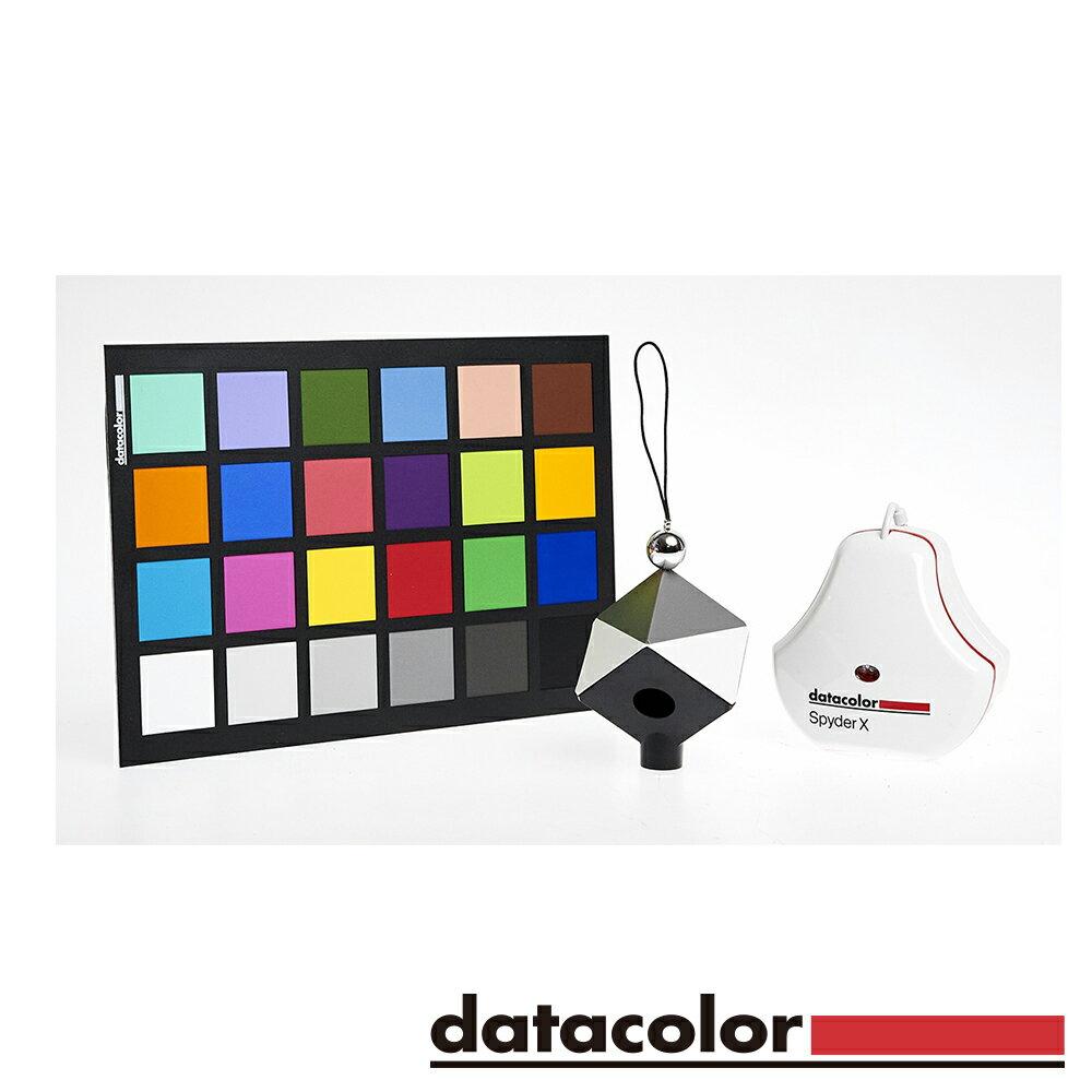 ..  Datacolor Spyder X Photo Kit 螢幕校正器 攝影套組 公司貨