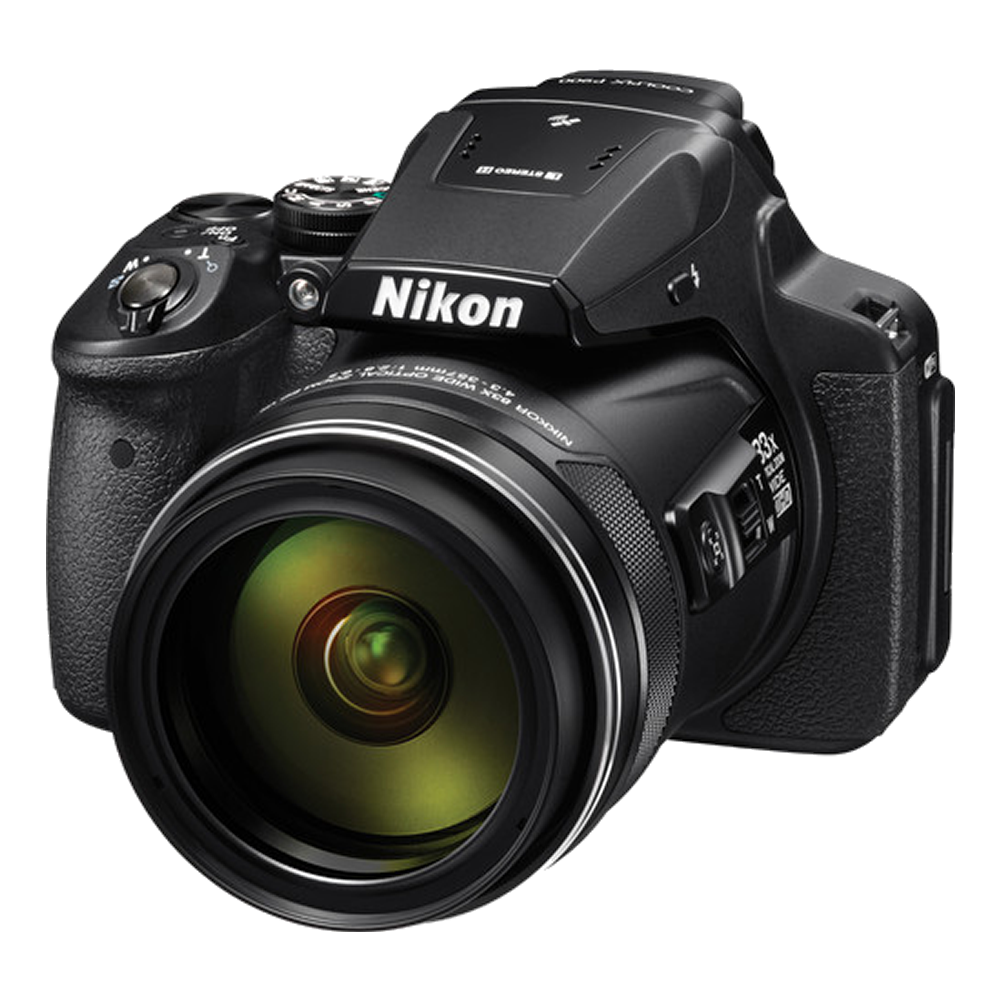 Nikon COOLPIX P900 Digital Camera - International Model