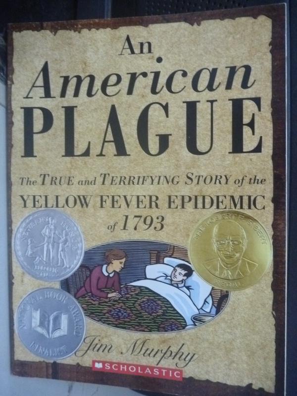 【書寶二手書T3/醫療_LOF】An American Plague_Jim Murphy