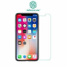 【愛瘋潮】 99免運 NILLKIN Apple iPhone X 超清防指紋保護貼 - 套裝版 含鏡頭貼.螢幕保護貼