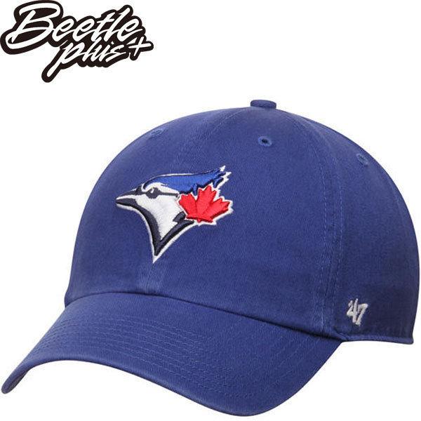 BEETLE 47 BRAND 老帽 多倫多藍鳥 TORONTO BLUE JAYS DAD 大聯盟 MLB 藍 MN-407 0