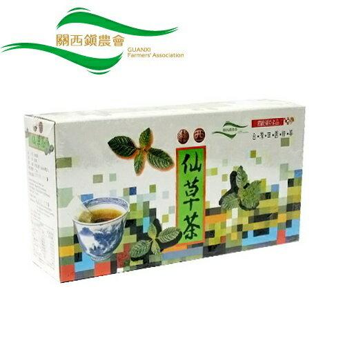 【關西鎮農會】仙草茶包-3g*90包