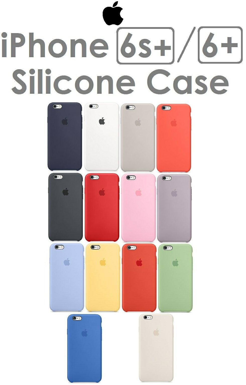 【原廠盒裝】蘋果 APPLE iPhone 6s Plus 專用矽膠護套 保護套 保護殼 保護蓋 軟殼 (iPhone 6 Plus 共用)iPhnoe 6s+ i6s+ 6+