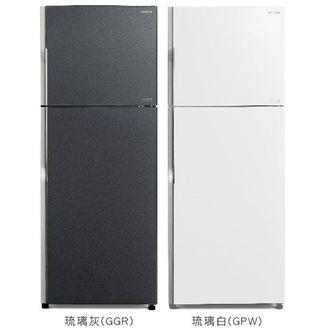 ※原廠現量供應,終於到貨3臺,先搶先贏!!※日立 HITACHI 414L 雙門電冰箱 RG439/ R-G439