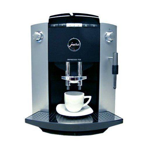Jura☆ 全自動咖啡機【Impressa F50】 - 限時優惠好康折扣