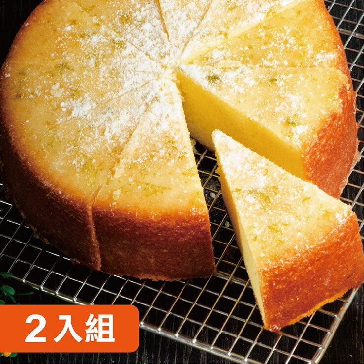 法式家常檸檬蛋糕8吋2入 11月購物狂歡免運限定組合 法式甜點 下午茶 伴手禮 A014 多那之 0