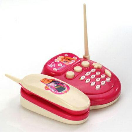 【省錢博士】嬰兒玩具兒童音樂電話 / 0-3歲兒童玩具
