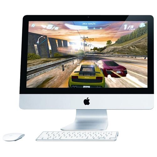 Apple iMac MC812LL/A All-in-One Computer - Intel Core i5 2.70 GHz - 4GB DDR3 SDRAM - 1TB HDD - 21.5