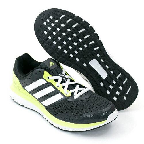 【adidas 】愛迪達 DURAMO\女慢跑鞋-S83237-黑 4