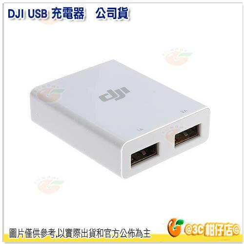 大疆 DJI USB 充電器 公司貨 搭配電池可當行動電源