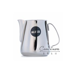 Alessi 103-75 不鏽鋼 拉花杯 750ml 0