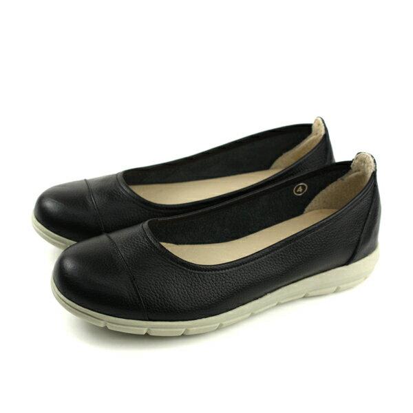 HUMANPEACE休閒鞋平底鞋女鞋黑色BB122no616