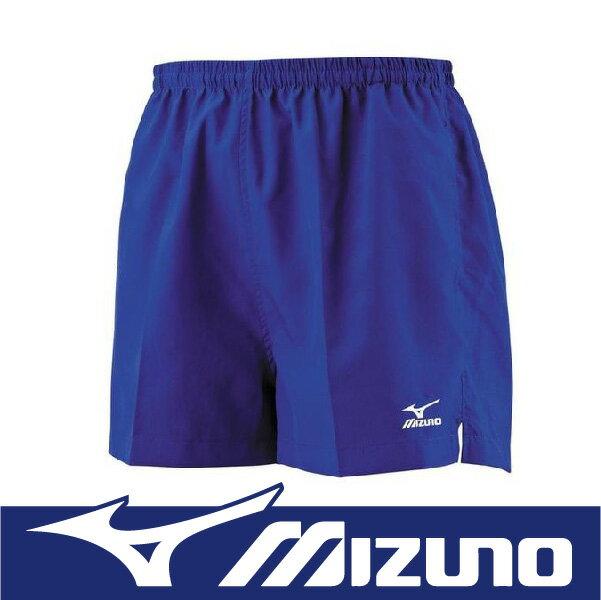 【限時69折!】萬特戶外運動 MIZUNO 美津濃 J2TB4A5416 男路跑褲 舒適 背部口袋設計 深藍色