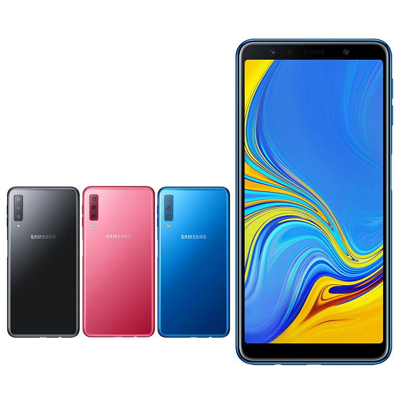 【全館滿$3000回饋10%點數】Samsung Galaxy A7 2018 6吋 4G / 128G 八核心 智慧型手機 免運費 1