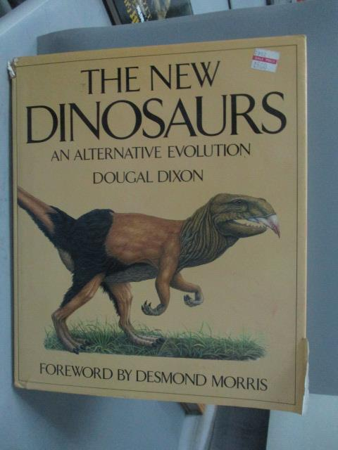 【書寶 書T2/原文書_YEM】The new dinosaurs_Dougal Dixo
