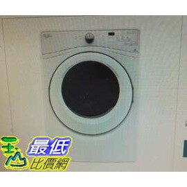 [COSCO代購]W111898Whirlpool惠而浦14公斤滾筒瓦斯型乾衣機WGD75HEFW
