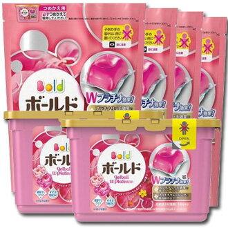(108顆)「P&G」超好用!3D立體消臭洗衣球x2盒+補充包4包 1