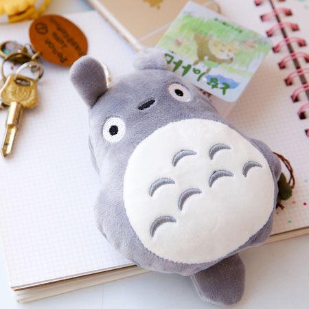 龍貓 伸縮票夾 證件票卡套 悠遊卡 卡包 卡套 零錢包 豆豆龍 Totoro 宮崎駿 吉卜