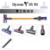 戴森Dyson到㊣胡蜂正品㊣ 現貨 Dyson V8 Absolute 5吸頭版 雙主吸頭 HEPA sv09 sv10 v6  FLUFFY