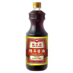 萬家香 陳年醬油 1000ml