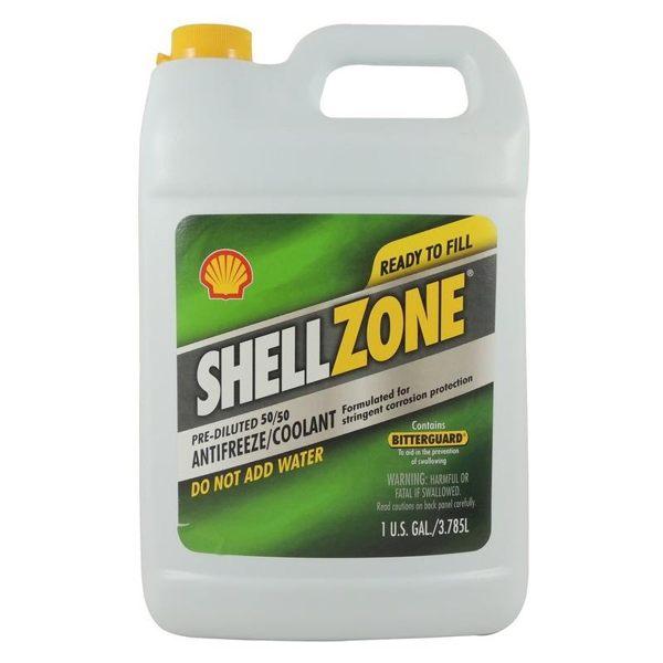 <br/><br/> 【SHELL ZONE】 殼牌 水箱精50/50 可直接使用不需稀釋<br/><br/>
