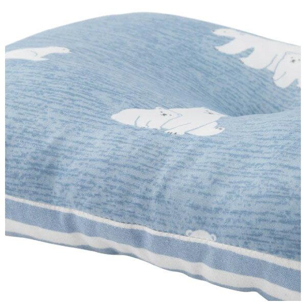 接觸涼感 孩童用枕頭 POLARBEAR Q 19 NITORI宜得利家居 5