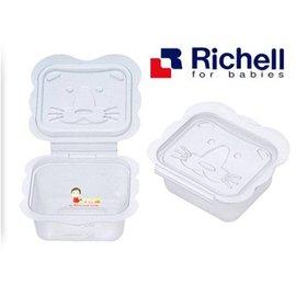 *babygo* 日本Richell 卡通型離乳食分裝盒【50ml】10入