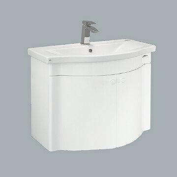 HCG臉盆浴櫃/不含水龍頭/L161SAdb+LCR3080