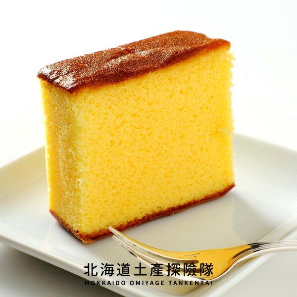 「日本直送美食」[北海道甜點] 北海道牛奶長崎蛋糕  ~ 北海道土產探險隊~ 0