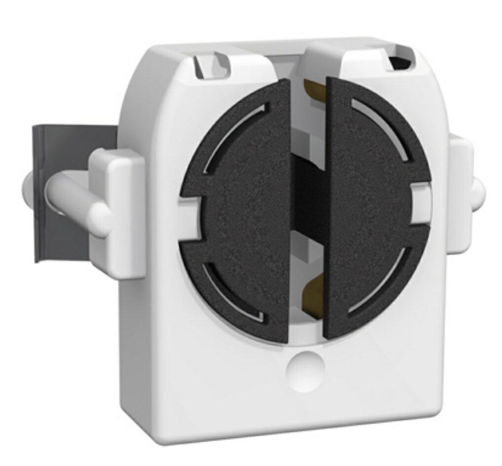 F-215-6。T8. LED燈管專用燈座【MIT專業製造生產燈座】瞬謚科技