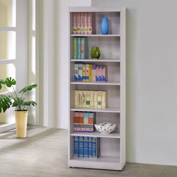 書櫃 開放式書櫃 大型書櫃 櫥櫃 展示櫃 置物櫃 收納櫃《Yostyle》艾薇2尺開放書櫃