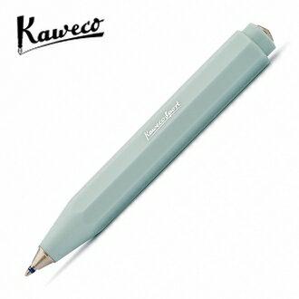 德國 KAWECO SKYLINE Sport 系列原子筆 1.0mm 薄荷綠 4250278608743 /支