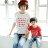 ◆快速出貨◆T恤.情侶裝.班服.MIT台灣製.獨家配對情侶裝.客製化.純棉短T.LOVELY & SWEET【Y0305】可單買.艾咪E舖 0