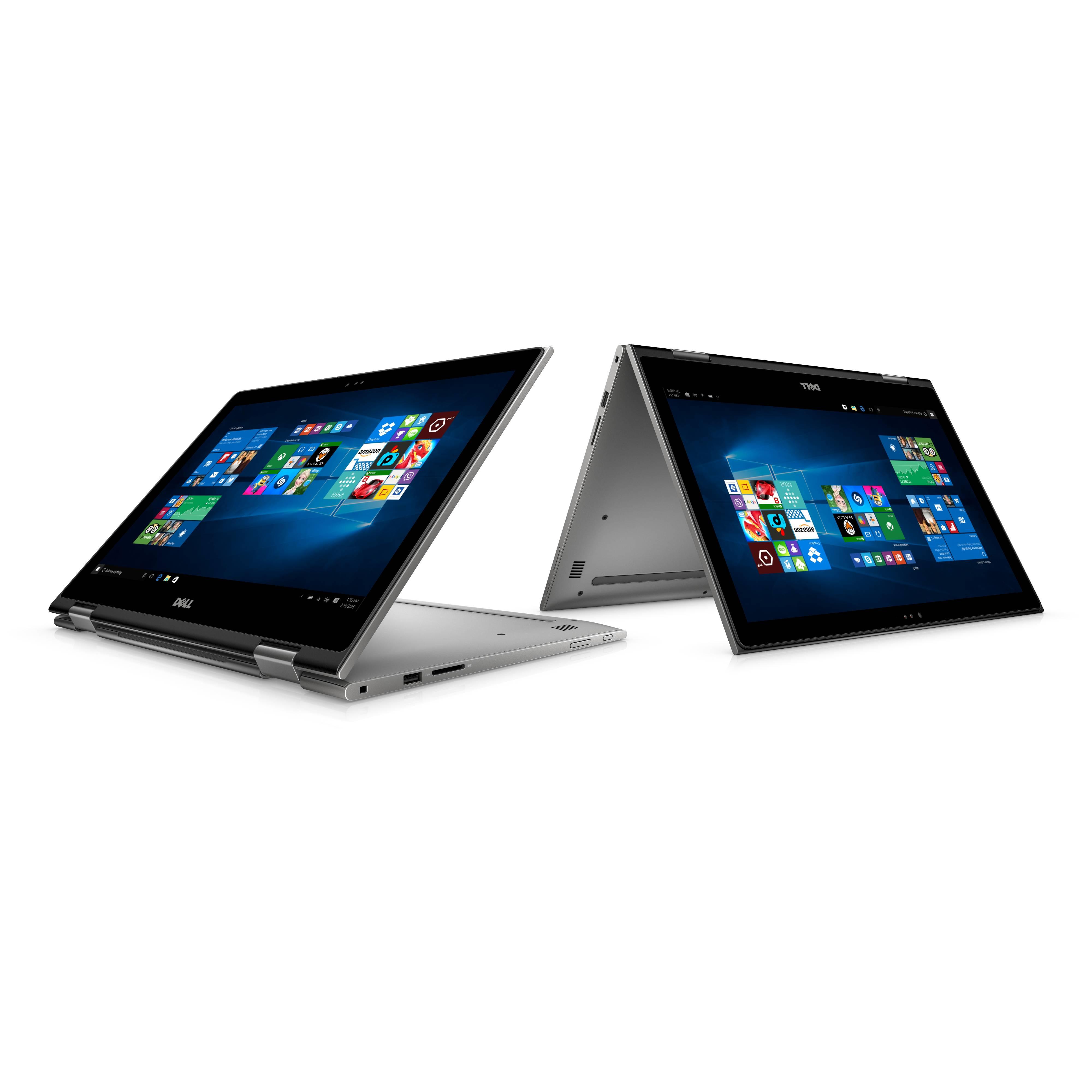 Dell Inspiron 15 5000 2-in-1- Intel i5-8250U - 1TB HDD- 8GB RAM- Windows 10  Home