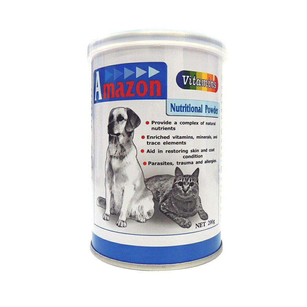 愛美康 天然綜合維他命200g (NW-AM-01)   犬貓適用  可超取 (F093A09) 1