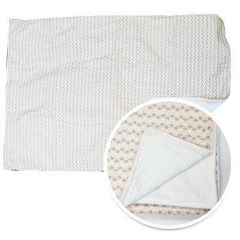 小烏龜精品童裝店:純棉材質.呵護寶貝細緻肌膚ORGANICFACTORY棉柔毯-粉色叢林
