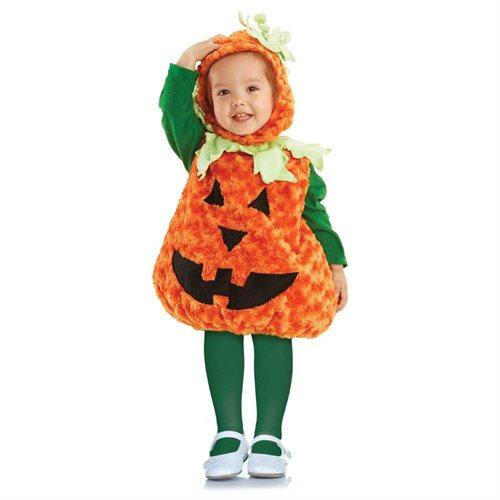 Pumpkin Toddler Costume - Size 18-24 Months 0