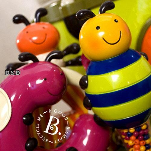 『121婦嬰用品館』B.toys 砰砰砰打擊樂團 3