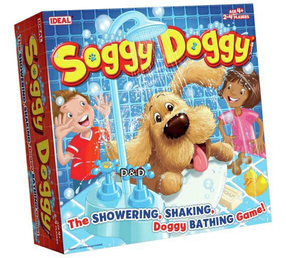 《 Soggy Doggy 》甩水狗狗