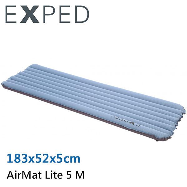 ├登山樂┤瑞士EXPEDAirMatLite5M輕量吹氣式空氣睡墊#69151